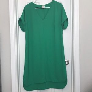 A New Day Kelly Green Dress